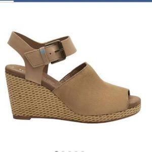 Tropez wedge sandals